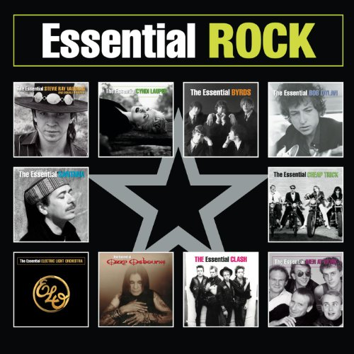 The Essential Rock Sampler