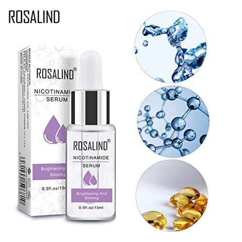 ❤️Jonerytime❤️Firming Face Anti-Aging Lift Essence Hyaluronic Liquid Moisturizing Anti Wrinkle (Purple) ()