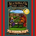 Slangman's Fairy Tales: Korean to English, Level 3 - Beauty and the Beast Audiobook by David Burke Narrated by David Burke