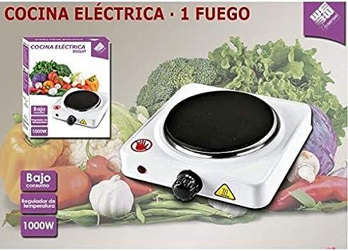Hepoluz 59638 - Hornillo electrico 1000w