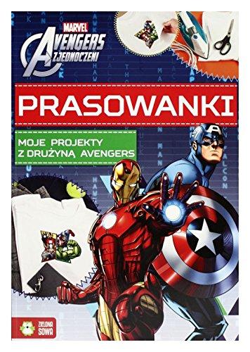 Avengers Prasowanki Avengers Prasowanki