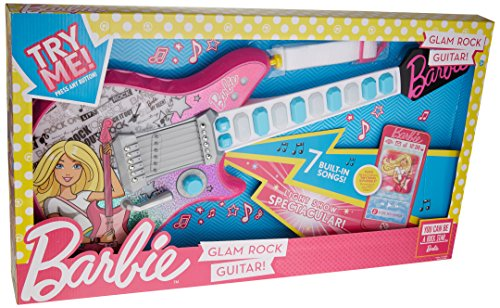 Barbie My Rock Star Guitar
