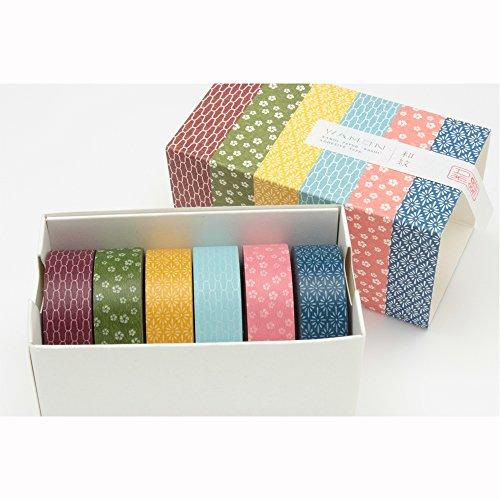MT Japanese Paper Masking Tapes Set, Slim Tepes (MT06P003) Photo #5
