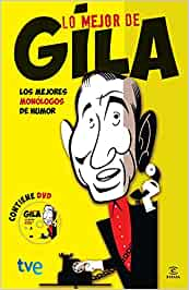 Lo mejor de Gila (FUERA DE COLECCIÓN Y ONE SHOT): Amazon