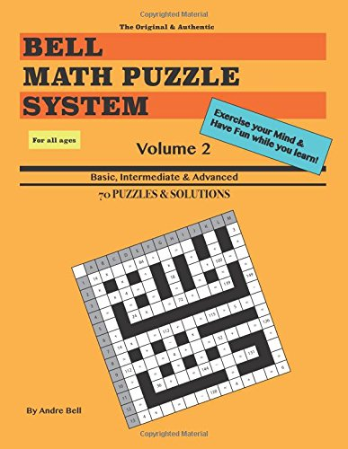 Bell Math Puzzle System Volume 2
