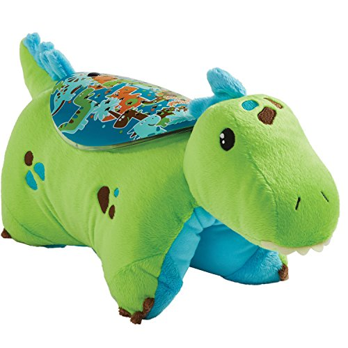Pillow Pets Sleeptime Lites Green Dinosaur Stuffed Animal Pl