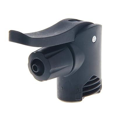 F//V A//V Schrader//Presta Bicycle Pump Nozzle Hose Adapter Valve Convertor