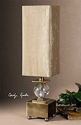 Bronze Buffet Lamp the Ilaria Collection Table Lamps - Ilaria Collection
