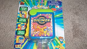 Official Digimon Trading Card Dispenser - Holds 45 Cards with Ejector