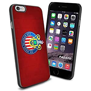 diy zhengSoccer MLS CLUB DEPORTIVO CHIVAS USA FC LOGO SOCCER FOOTBALL , Cool Ipod Touch 4 4th Smartphone Case Cover Collector iPhone TPU Rubber Case Black