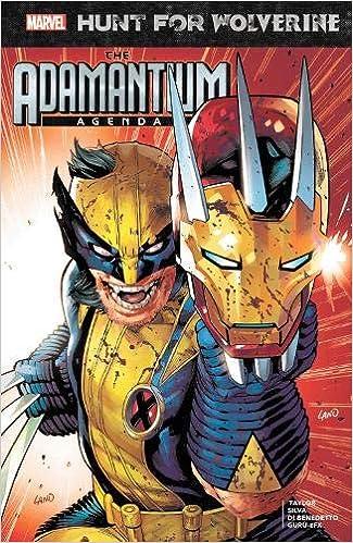 Amazon.com: Hunt for Wolverine: Adamantium Agenda (Hunt for ...