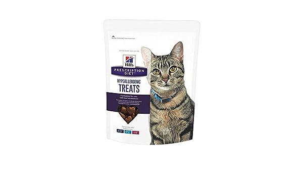Hills PD Feline hypoallergenic treats (premios): Amazon.es: Alimentación y bebidas