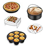 Air Fryer Accessories 9PCS for Gowise Gourmia