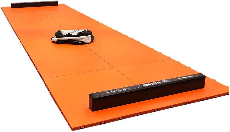 Hockey Revolution Adjustable Length Sliding Training Tiles My Slide Board PRO