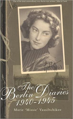 The Berlin Diaries 1940-45