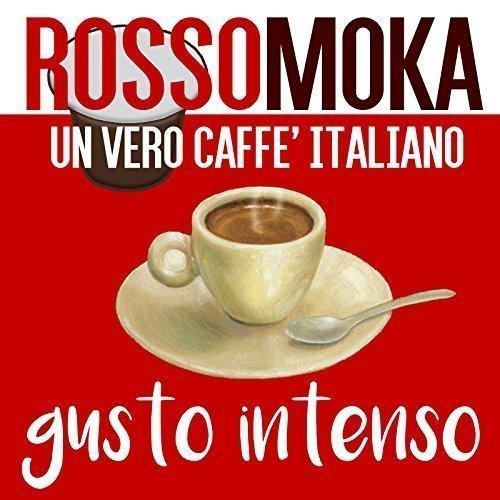 414 opinioni per 100 Cialde Capsule caffè ROSSOMOKA