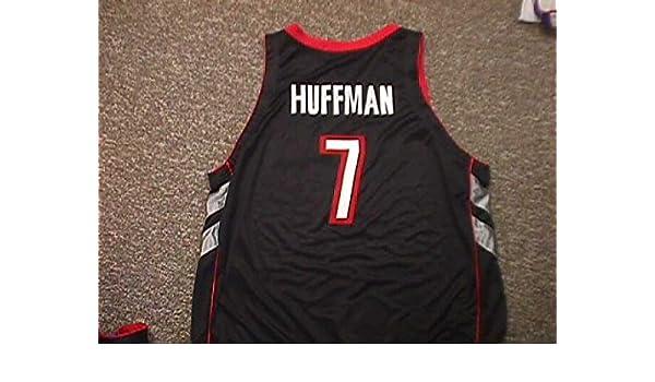 best service 84749 1db60 Nate Huffman. Toronto Raptors 2000-2004 Road Nike Game ...