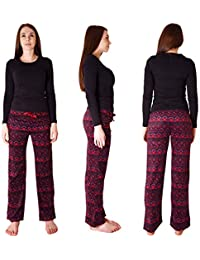 Women's 2 Piece Pajama Set