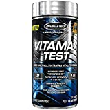 MuscleTech Vitamax Test, Testosterone Support, Multivitamin, 120 Count For Sale