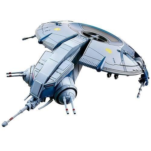 Star Wars Clone Wars Gunship (Hasbro Star Wars Clone Starfighter Vehicle - Droid)