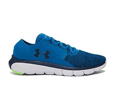 Under Armour Speedform Fortis 2 TXTR Running Shoe - 8.5 - Blue
