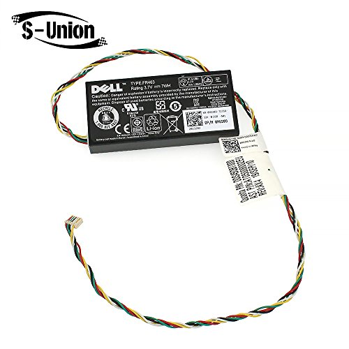 S-Union New Dell PowerEdge Raid Controller Battery PERC 5...