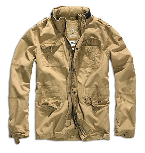 Beige Lightweight Jacket - 8