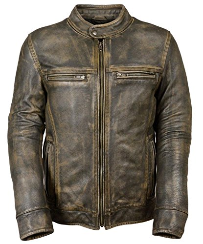 Racer Motorcycle Jacket - 5