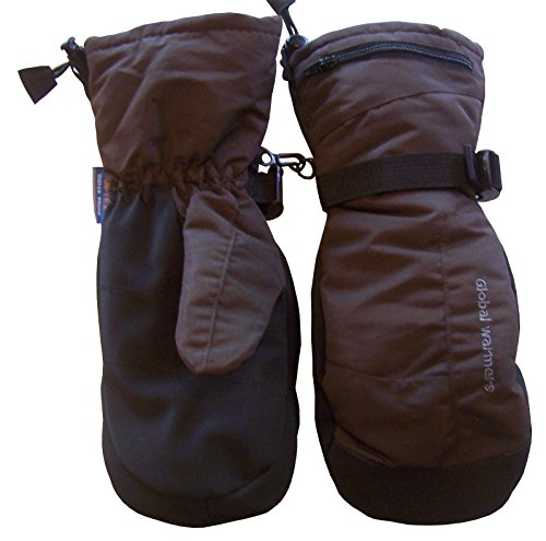 N'Ice Caps Unisex Adult High Performance Breathable Waterproof Winter Ski Mitten