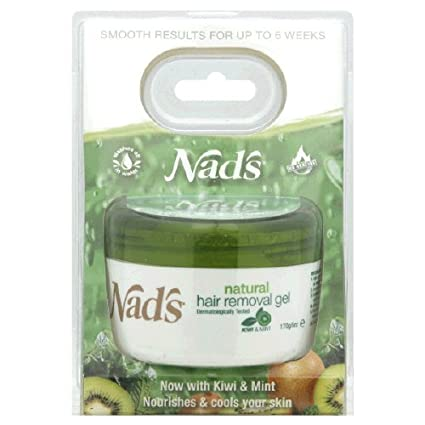 Nads Natural Hair Removal Gel by Nads ...