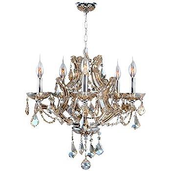 Amazon.com: Todo el mundo iluminación w83118 C26-gt Lira (8 ...