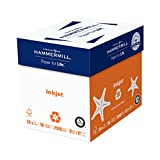 Hammermill Paper, Premium Inkjet Poly Wrap, 24lb, 8.5 X 11, Letter, 96 Bright, 2500 Sheet / 5 Ream Case(105050C) Made In The USA