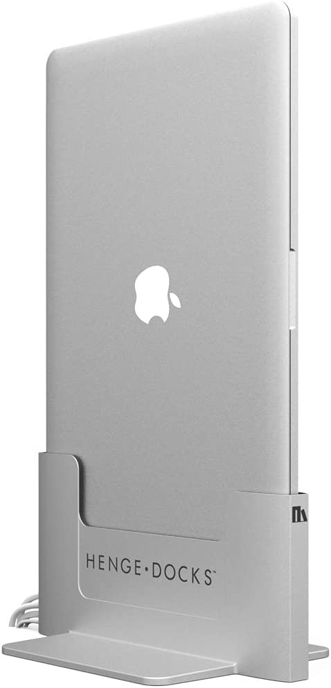 Vertical Dock for 13-inch MacBook Pro with Retina Display by Henge Docks