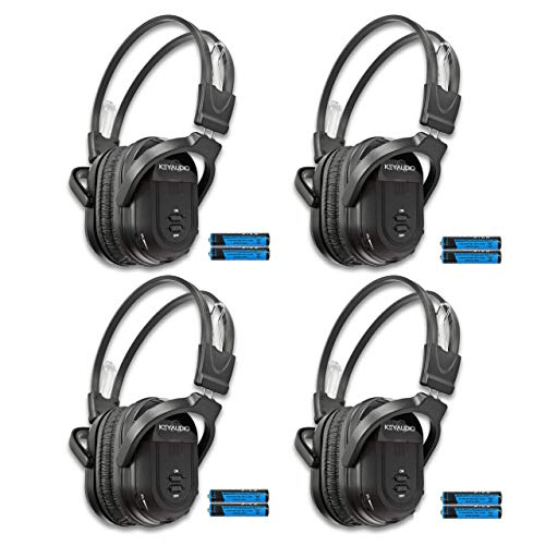 KeyAudio 2 Channel Folding IR Wi...
