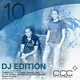 Commercial Club Crew-10 Years (DJ Edition)