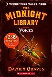 Voices, Damien Graves, 0545010357