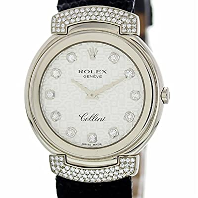 Rolex Cellini Quartz Womens Watch 6682 (Certified Pre-Owned) by Rolex