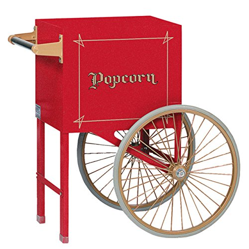 Gold Medal 2669Cr Red Cart For 2656 & 2085 by Gold Medal