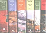 Earth's Children Six Book Collection Jean M. Auel (Six Book Collection -The Clan of the Cave Bear, The Valley of the Horse, The Mammoth Hunters, The Plains of Passage, The Shelters of Stone and The Land of the Painted Caves, Six Volume Hardback First Edition Collection)