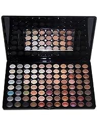 Amazing2015 Professional 88 Metal Shimmer Color Eyeshadow...
