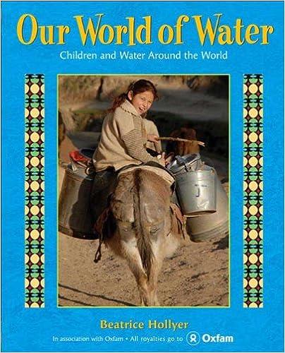 Kostenloser Download von Büchern als PDF Our World of Water by Beatrice Hollyer B005GNLIRA FB2