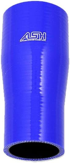 76mm 63mm ID Blue Silicone Straight Reducing Hose AutoSiliconeHoses