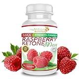 Raspberry Ketone Max de Nutrition Slimming combina la eficacia y la acción de varios extractos naturales. Cetona de Frambuesas de Nutrition Slimming es un suplemento natural 100% que se infunde con los beneficios combinados de los súper poder...