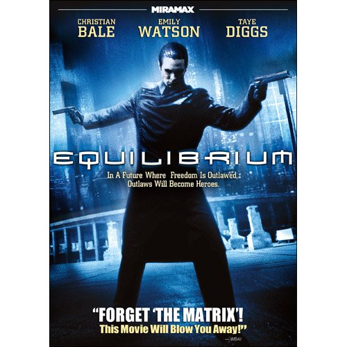 equilibrium movie analysis He wishes for the cloths of heaven by wb yeats - read, share and discuss sci-fi movie equilibrium (2002) friendly attitude required.