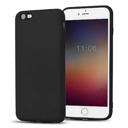 3e8c1f5aaaf Richer-R Funda Receptor Cargador Inalámbrico iPhone 6 / 6S / 7 Plus,Carcasa
