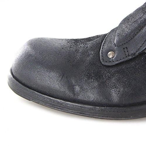 Fb Stivali Di Moda As98 409.206 Nero / Mens Caviglia Stivale Nero / Uomo Scarpe / Stivali Uomini Nero
