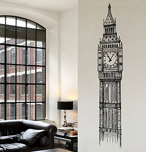 london wall decal - 7