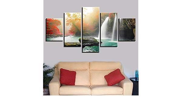 mmwin Sala de Estar Arte de la Pared s Decoración HD Impreso ...