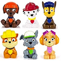 Deals on Spin Master Paw Patrol Figure Set 6 Piece