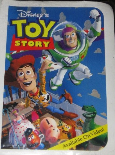 1996 Disney Masterpiece Collection Toy Story Happy Meal Toy ~ Woody